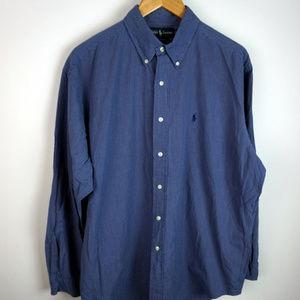 Vintage Polo Ralph Lauren BLAKE L/S Button Up LRG